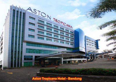 Aston Tropicana Hotel, Bandung – Indonesia