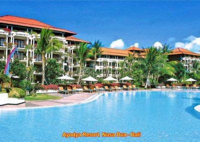 Ayodya Resort Nusa Dua, Bali – Indonesia