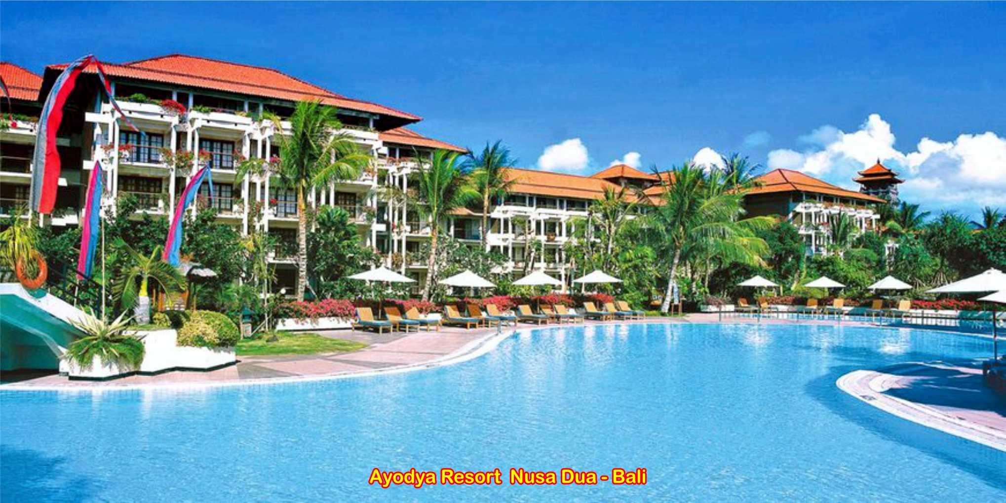 Ayodya Resort Nusa Dua, Bali - Indonesia 1