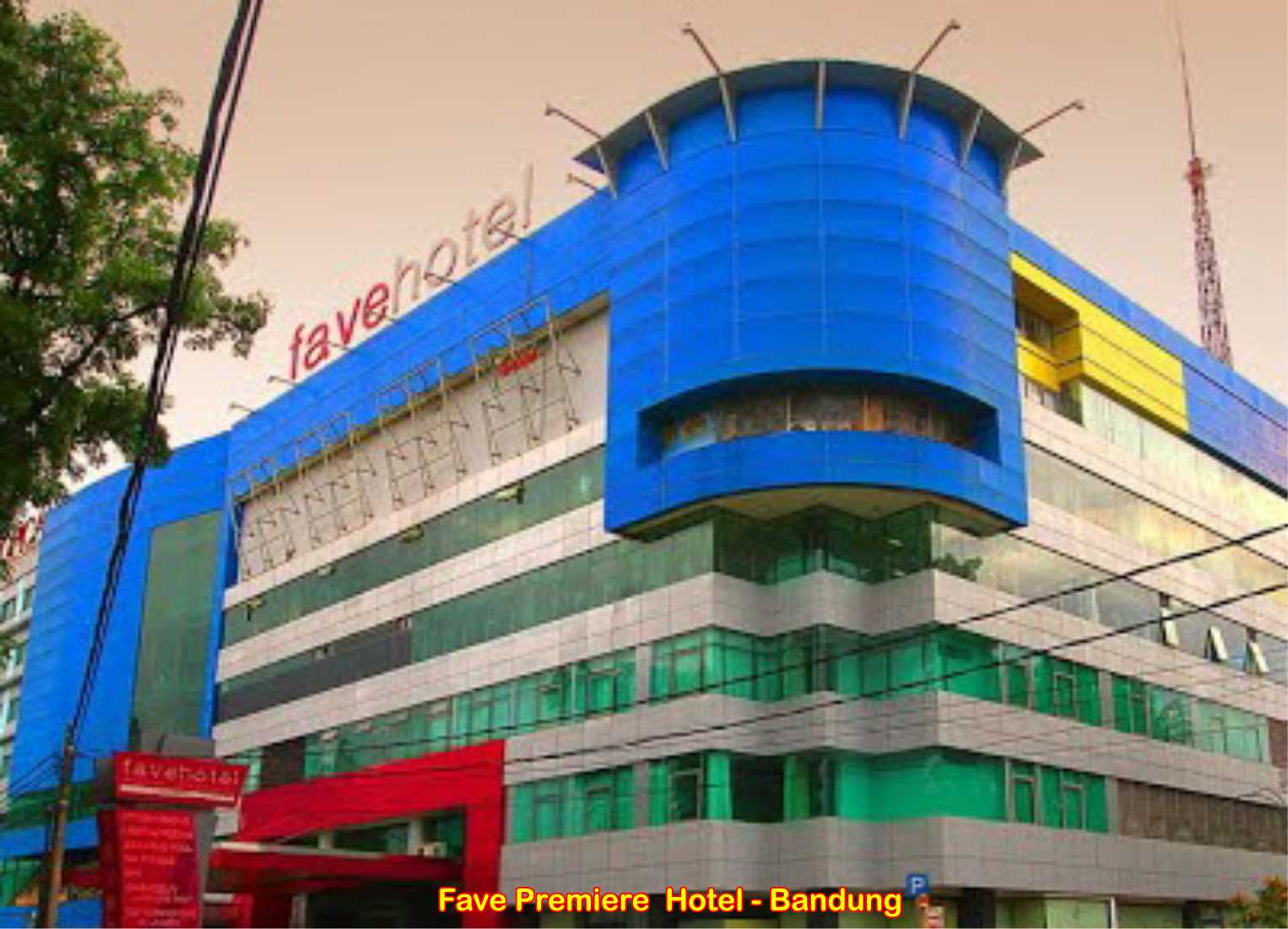 Fave Premiere Hotel, Bandung - Indonesia 1