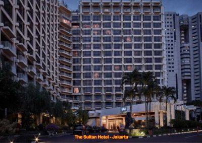 The Sultan Hotel, Jakarta – Indonesia