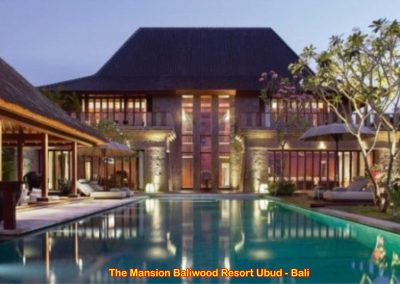 The Mansion Baliwood Resort Hotel & SPA, Bali – Indonesia