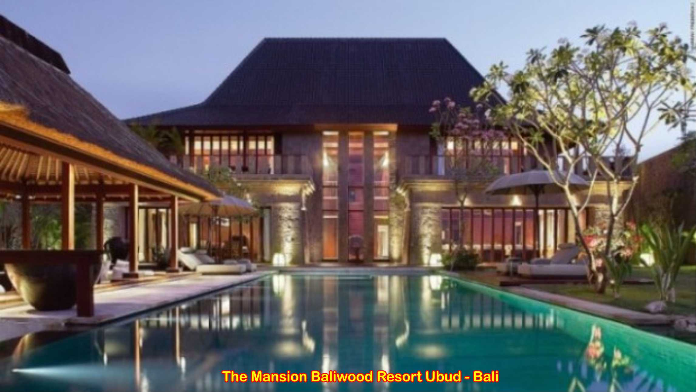The Mansion Baliwood Resort Hotel & SPA, Bali - Indonesia 1