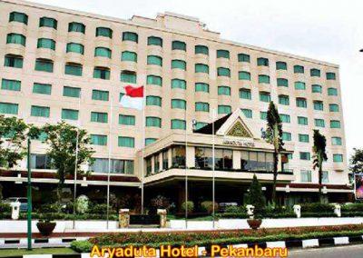 Aryaduta Hotel,Pekanbaru – Indonesia