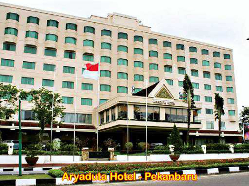 Aryaduta Hotel,Pekanbaru - Indonesia 1