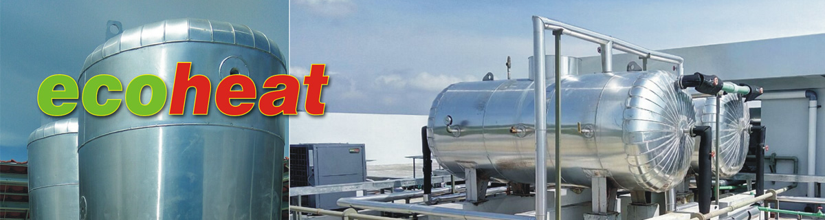 Hot Water Storage Tank 1