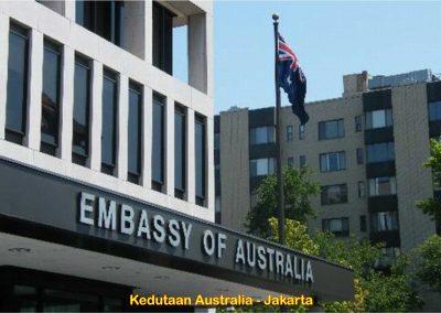 The Australian Embassy, Jakarta – Indonesia