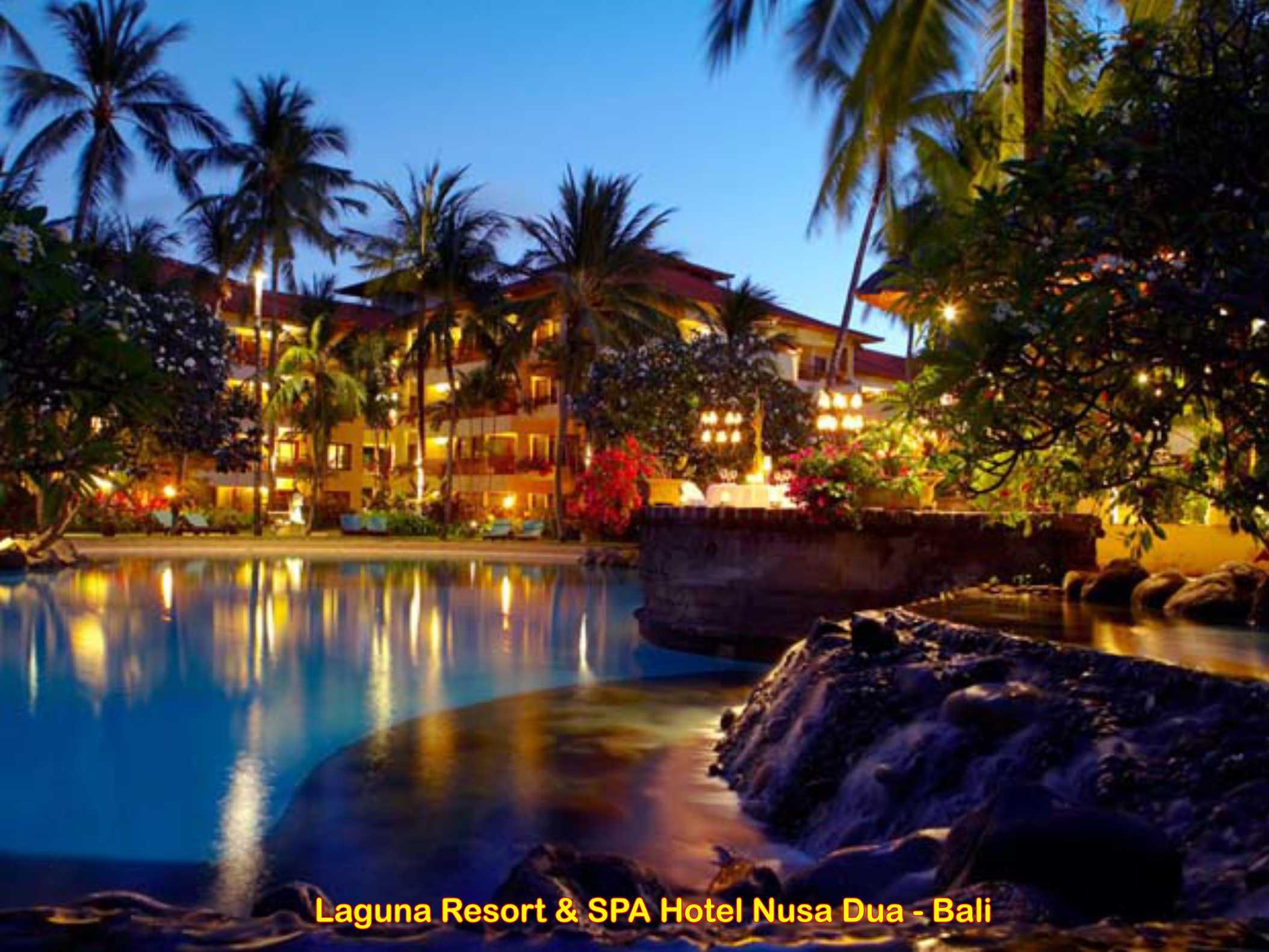 Laguna Resort & Spa Hotel Nusa Dua, Bali - Indonesia 1
