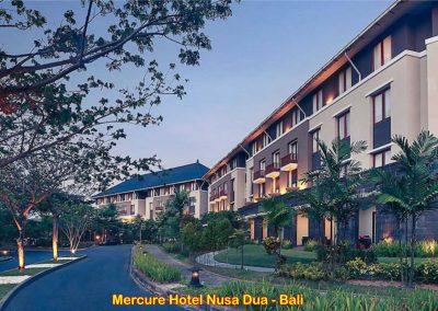 Mercure Nusa Dua, Bali – Indonesia