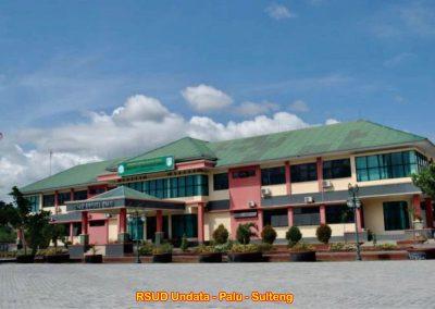 Regional General Hospital, Undata, Palu-Indonesia.