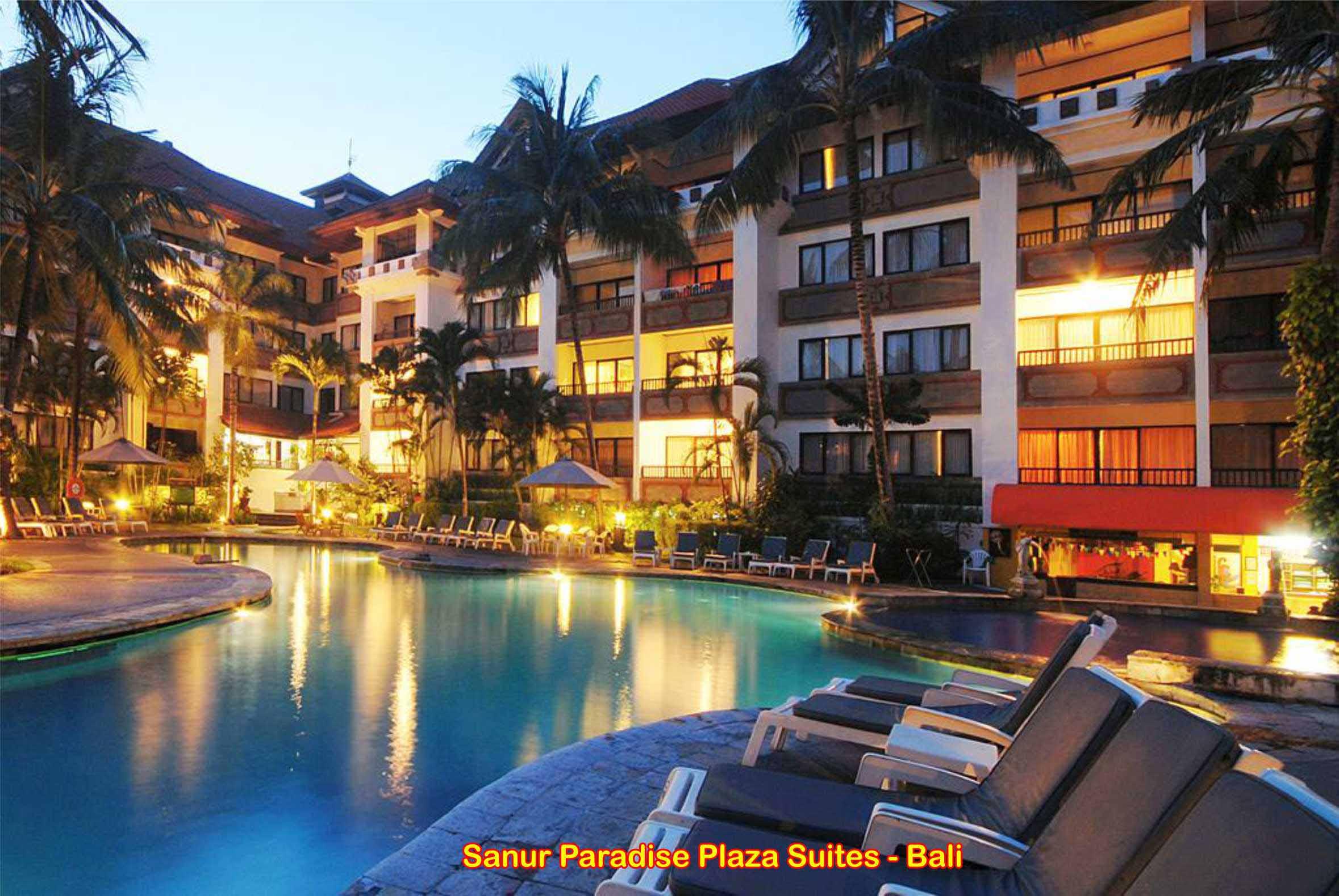 Sanur Paradise Suites Plaza, Bali - Indonesia 1