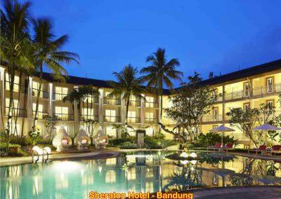 Sheraton Hotel, Bandung – Indonesia