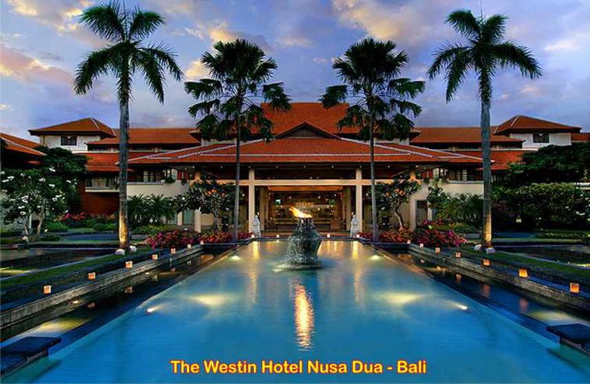 Westin Hotel Nusa Dua, Bali - Indonesia 1