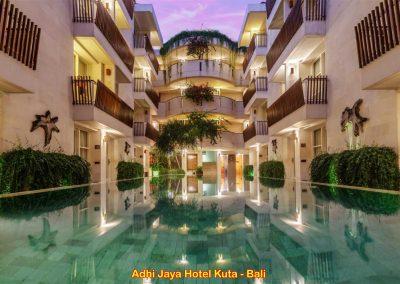 Adhi Jaya Hotel Kuta, Bali – Indonesia