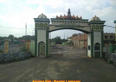 Asrama Haji, Lampung – Indonesia