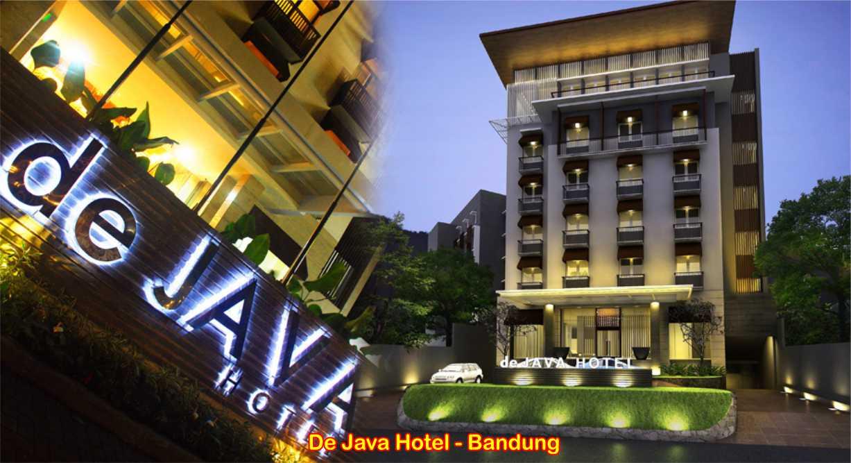 De Java Hotel, Bandung - Indonesia 1