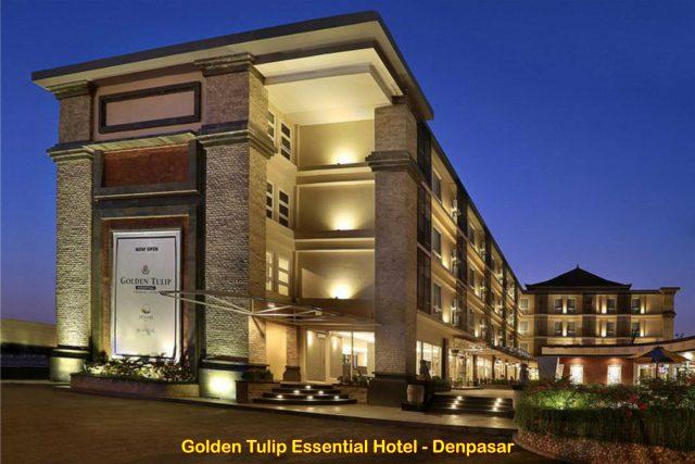 Golden Tulip Essential Hotel, Denpasar 1