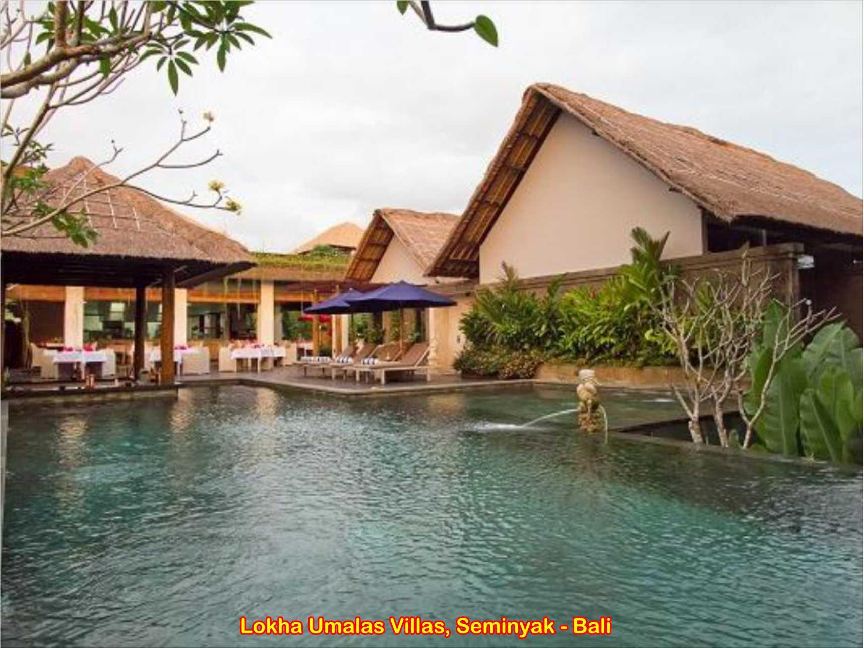 The Lokha Umalas Villas Seminyak, Bali - Indonesia 1