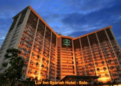 Lor Inn Syariah Hotel, Solo – Indonesia
