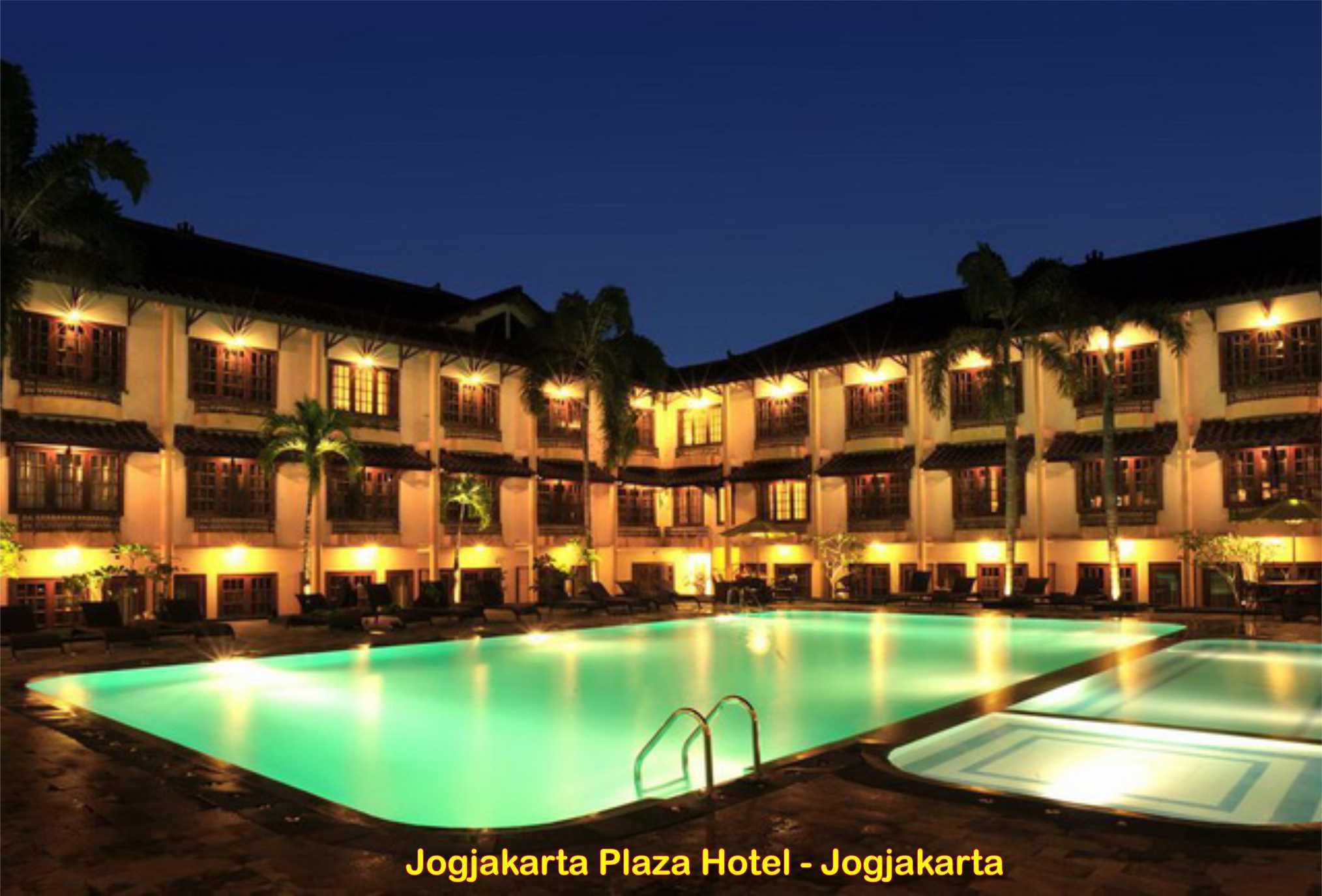 Jogjakarta Plaza Hotel, Jogjakarta - Indonesia 1