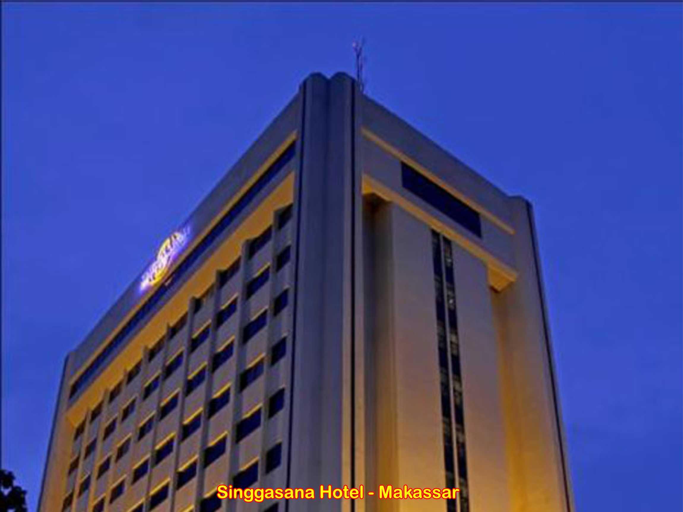 Hotel Singgasana, Makassar - Indonesia 1