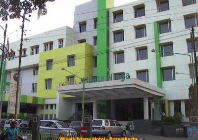 Wisata Niaga Hotel, Purwakarta – Indonesia